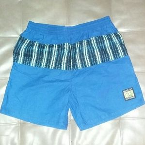 New Vintage 80s North Shore PIPLINE Trunks Shorts